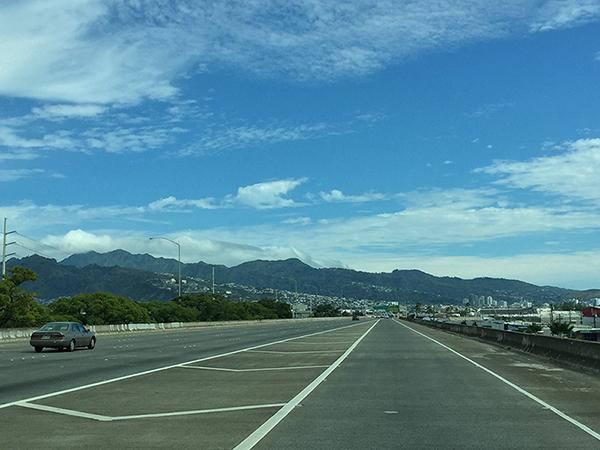 Hawaiin Freeway