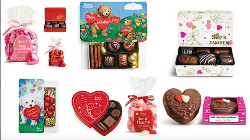 Valentines Sees